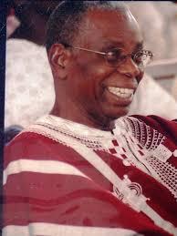Elder Moses Augustus Adekunle