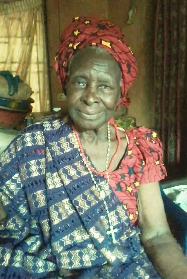 Mrs. Osamuyi Blacky Alenosen