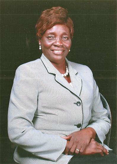 Mrs. Nnenna Job Idam - Nee Eleri