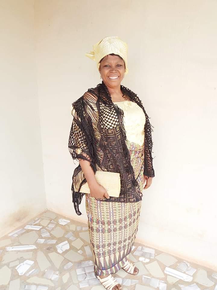 Memorial Picture of Mrs. Nonye Philomina Chijioke