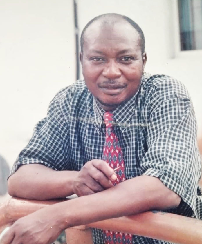 Mr. Peter Ugama Nwusulor