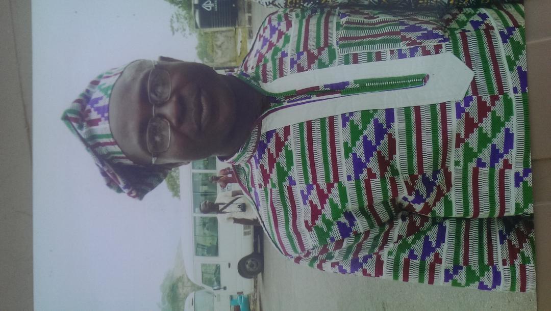 Elder Matthew Odono