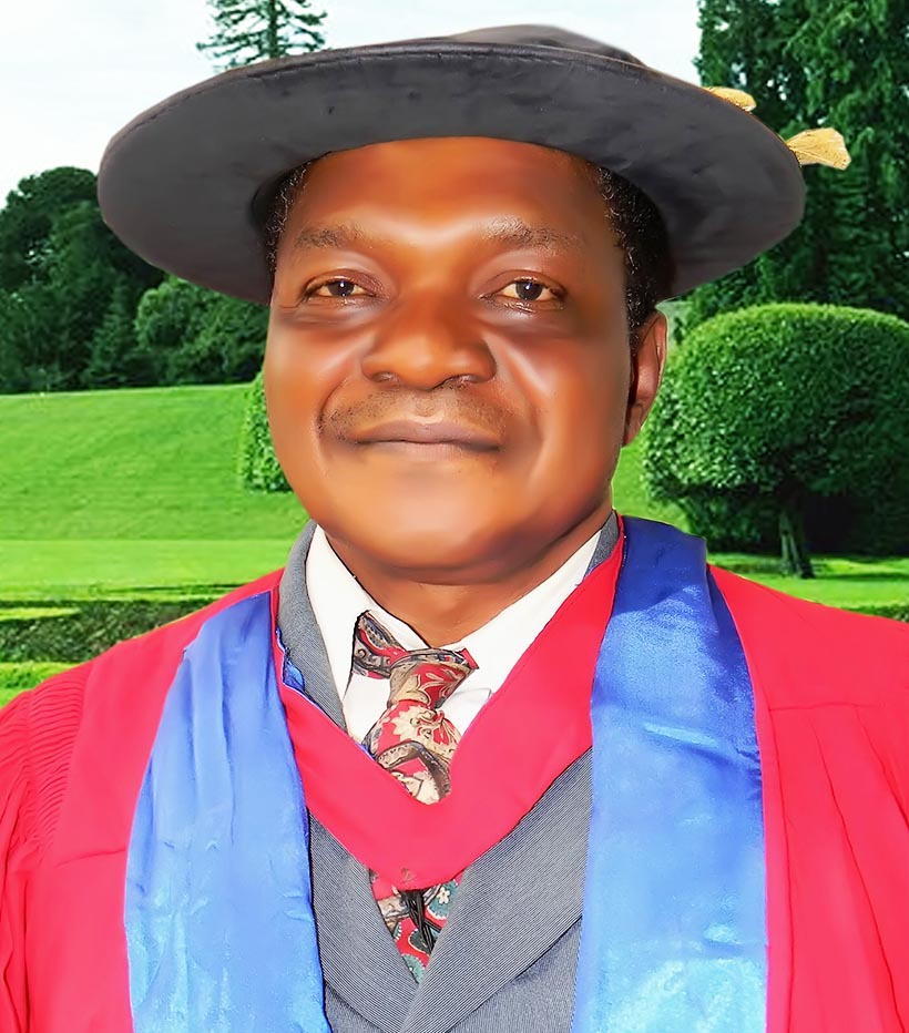 Memorial Picture of Prof. Austin Chukwu