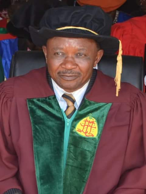 Memorial Picture of Prof. Matthew O. Edoga