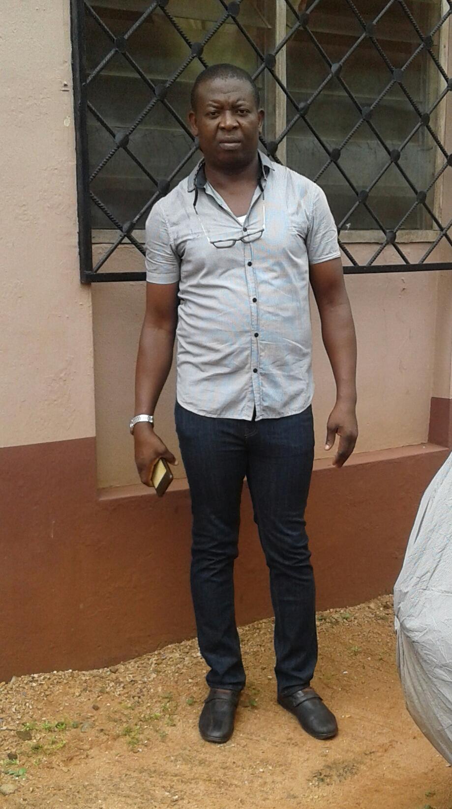 Uche Nnyagu PhD