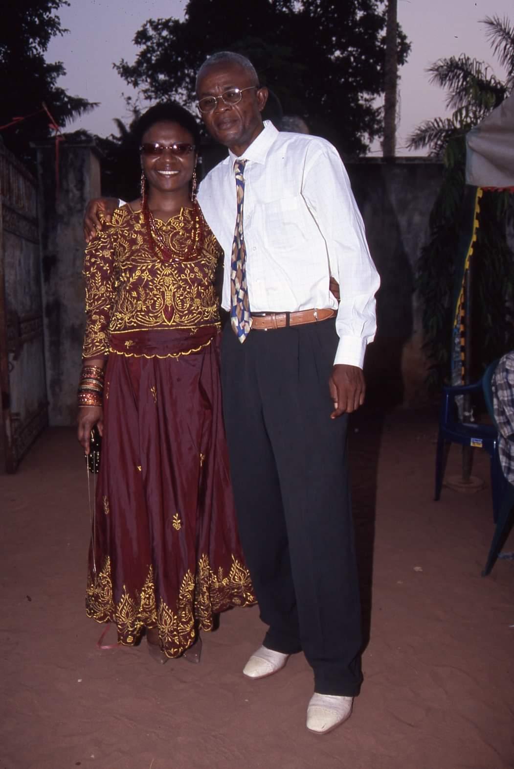 Harriet Nkechi Adimora Gore